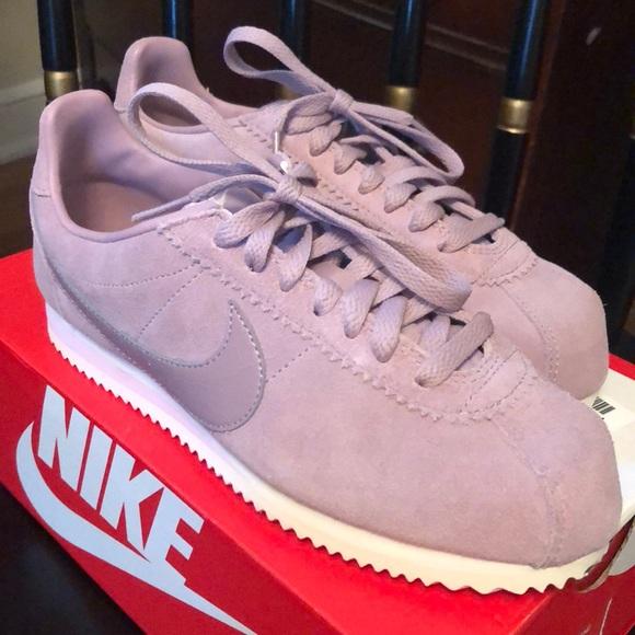 ee47971fb819 Nike Classic Cortez Suede Size 6.5 Elemental Rose.  M 5b831fb2cdc7f7832aea1fa5
